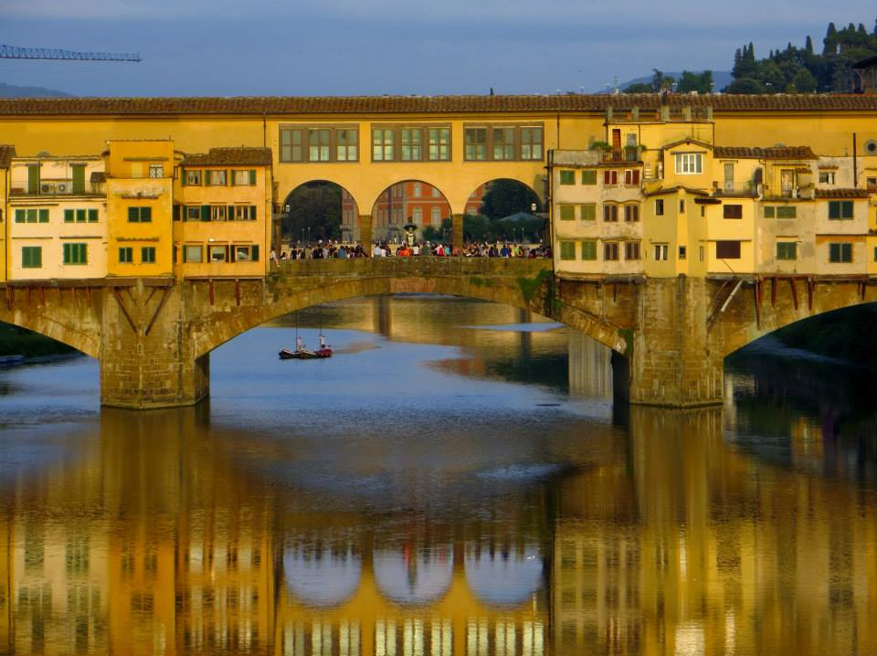 Reflections of Florence