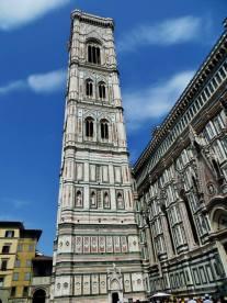 Campanile di Giotto (bell tower of The Duomo).