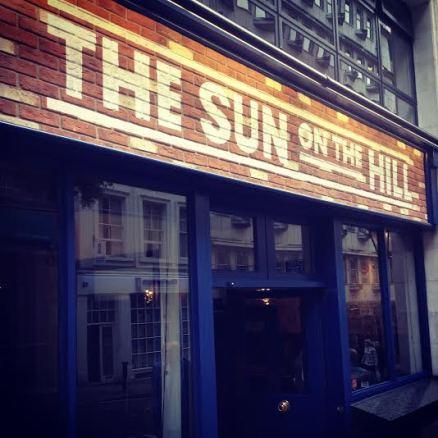 sun on the hill birmingham pub