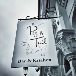 The Pig & Tail, 12-13 Albion Street B1