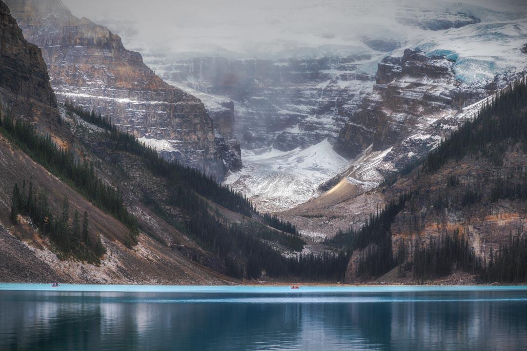 Lake Louise, Alberta Province, Canada