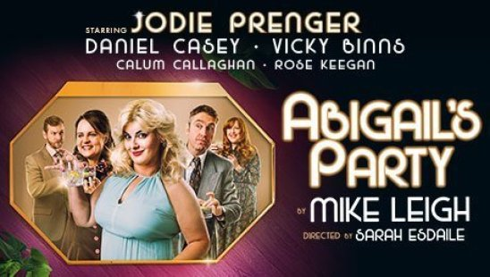 Abigail's Party Theatre Review