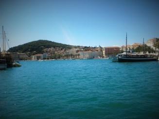 Split croatia waterfront