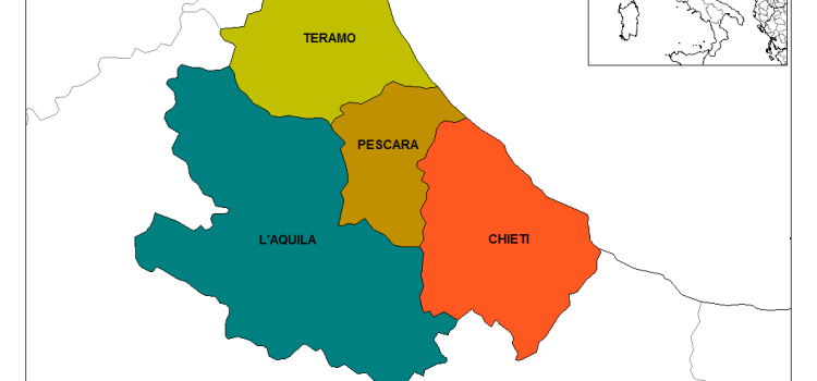 The Four Regions of Abruzzo