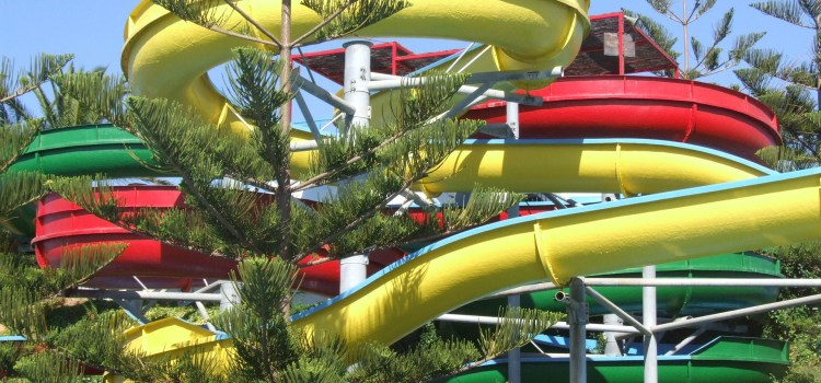 Something for the family – Aqualand