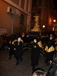 Easter in Chieti