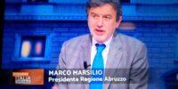 """COVID, MARSILIO: """"CAMPAGNA VACCINALE DIFFICILE, SENZA AGHI PER SIRINGHE E CON POCHE DOSI"""""""
