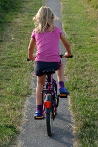 child-bicycle-people-girl-independent-independence