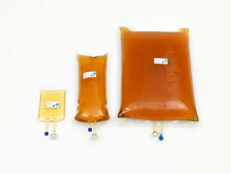 TSB infusion bags from AB Scientific.