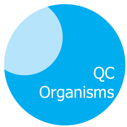 QC Organisms logo AB Scientific