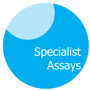 Specialist Assays Logo
