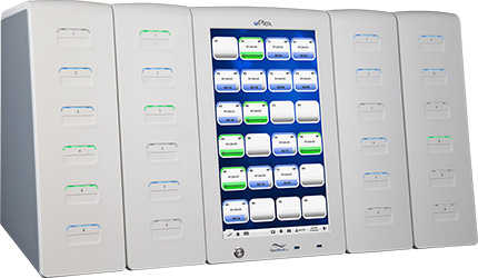 GenMark ePlex® 4 Tower for multiplex molecular identification