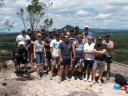 Abseiling - Downer Group Photo 2013