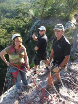 Abseiling - Instructors