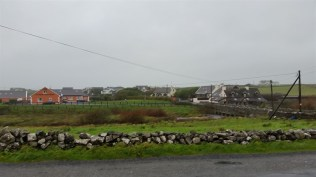 A gloomy morning in Doolin.