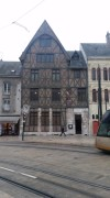 The Jeanne d'Arc museum and a recreation of the house she stayed in when she freed Orleans from English siege.