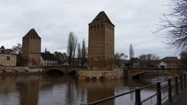 The Ponts Couverts, and old defensive structure back when you needed things like this because monarchies are stupid.