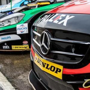 Mercedes A Class Ciceley Racing