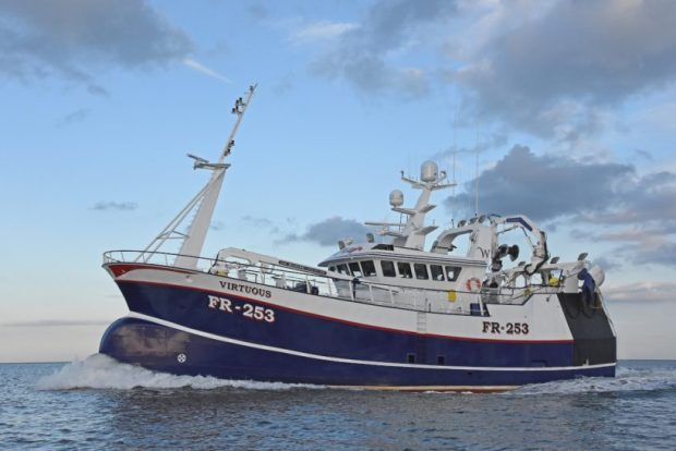 Boat of the Week: Virtuous FR 253