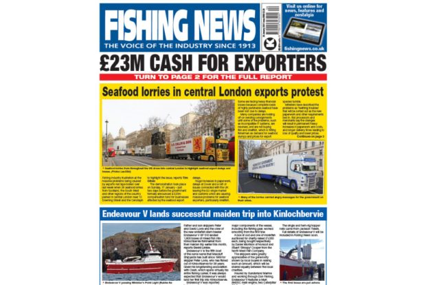 New Issue: Fishing News 28.01.21