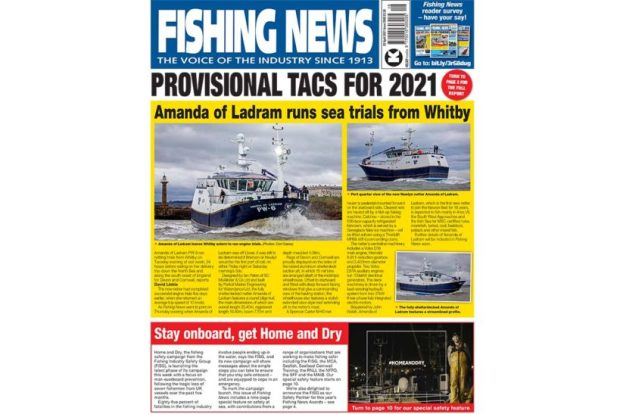New Issue: Fishing News 22.04.21