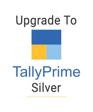 upgrade to tally prime silver
