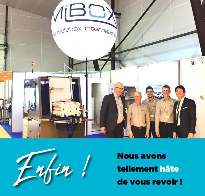 Mibox, CFIA Rennes, Multibox