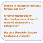 Organize, classify and restructure your SharePoint content using Vyapin SharePoint Information Organizer