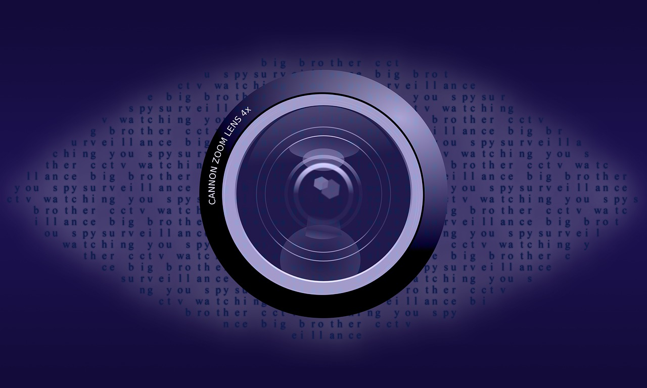 surveillance, spy, monitoring