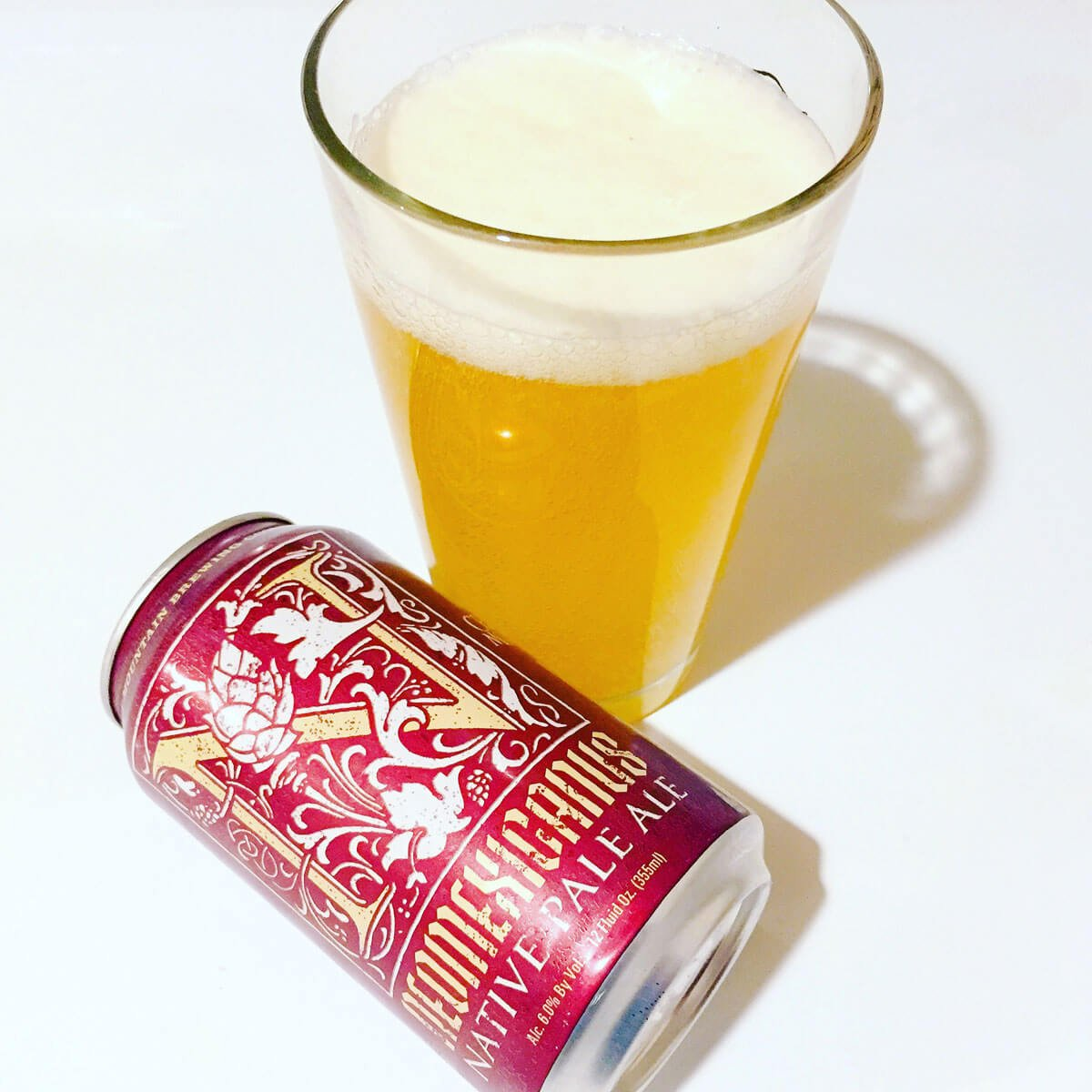 Neomexicanus Native, an American Pale Ale by Crazy Mountain Brewing Company