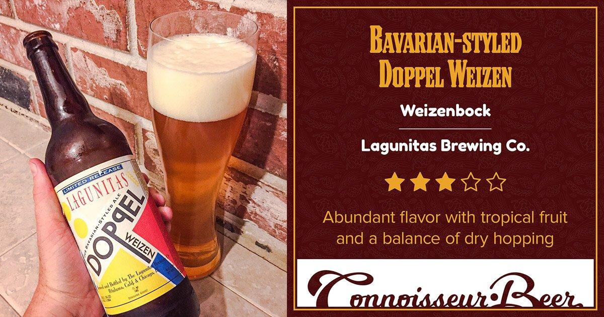 Bavarian-styled Doppel Weizen - Lagunitas Brewing Co