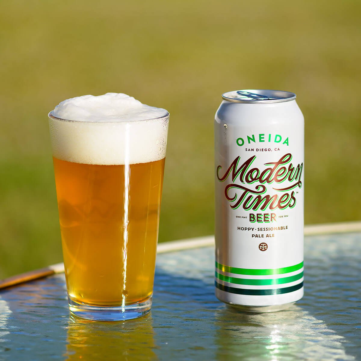 Oneida, an American Pale Ale by Modern Times Beer