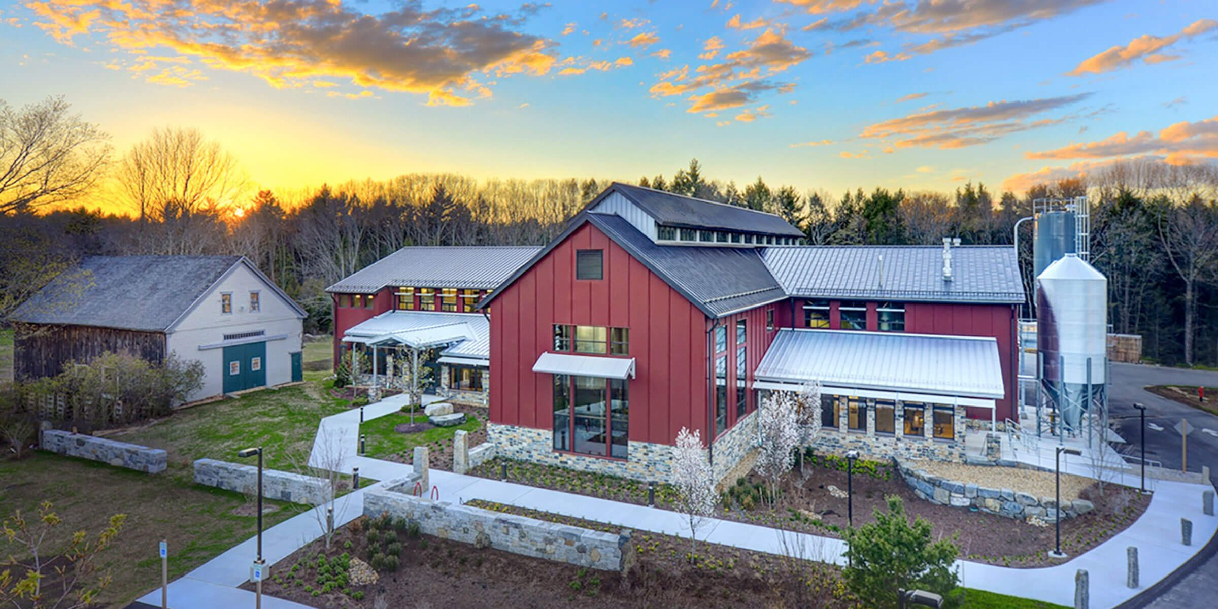 Smuttynose Brewing Company and its historic Towle Farm are being put up for auction on March 9
