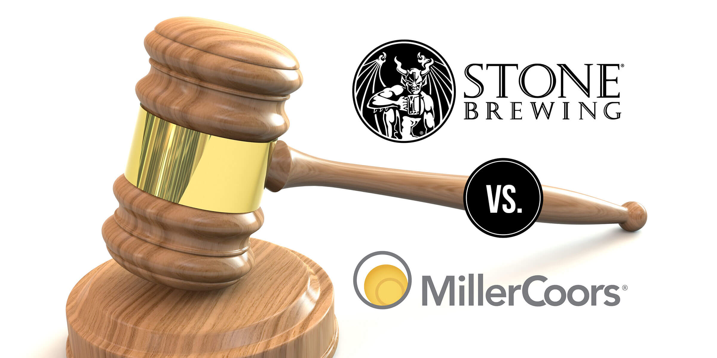 Stone Brewing has filed suit against MillerCoors on February 12.