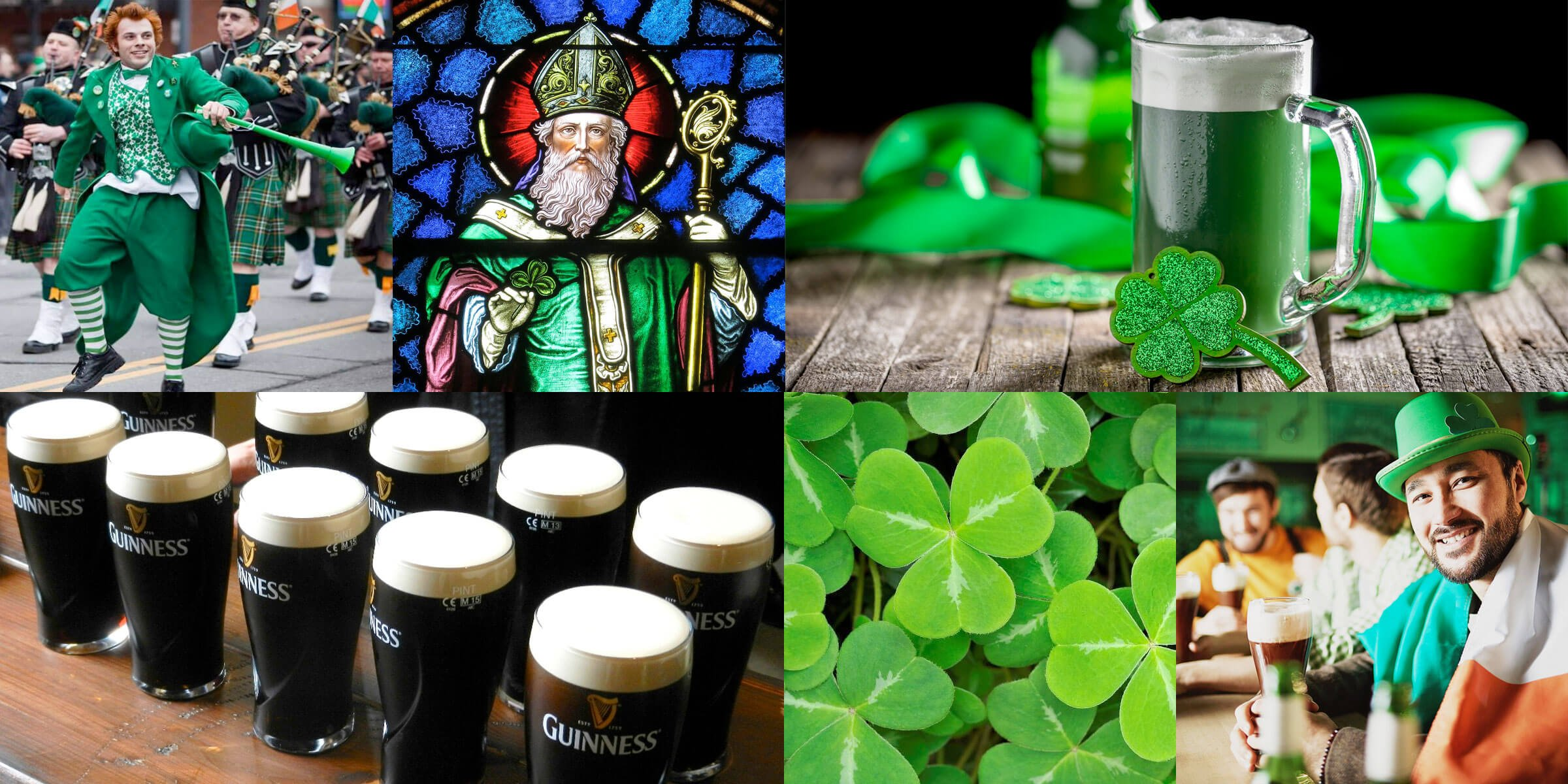 How did St. Patrick's Day, an occasion honoring the patron saint of Ireland, turn into one of the biggest drinking spectacles in America?