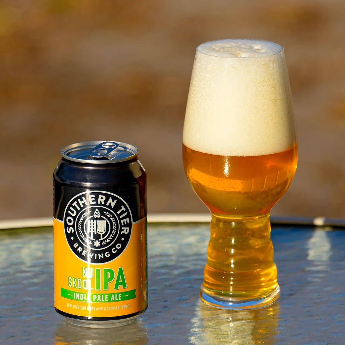 Nu Skool IPA, an American IPA by Southern Tier Brewing Co.