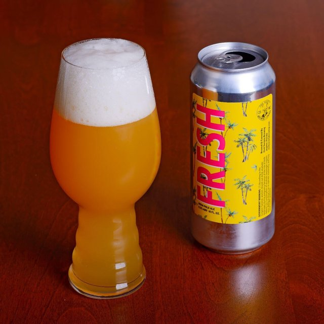 Fresh, an American IPA by Civil Society Brewing Co.