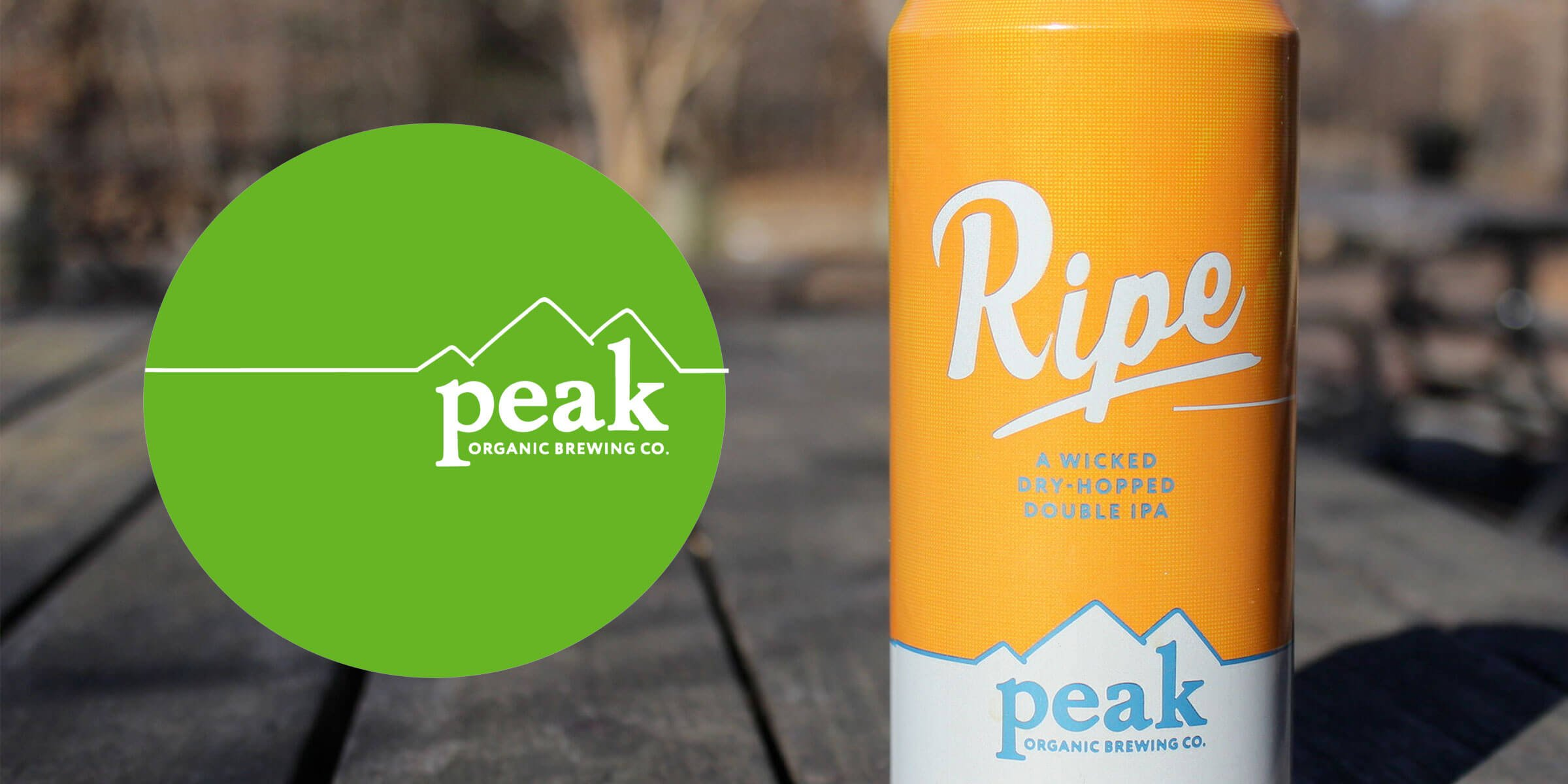Stony Creek Brewery has filed a lawsuit against Shipyard and Peak Organic for the latter's Ripe Double IPA