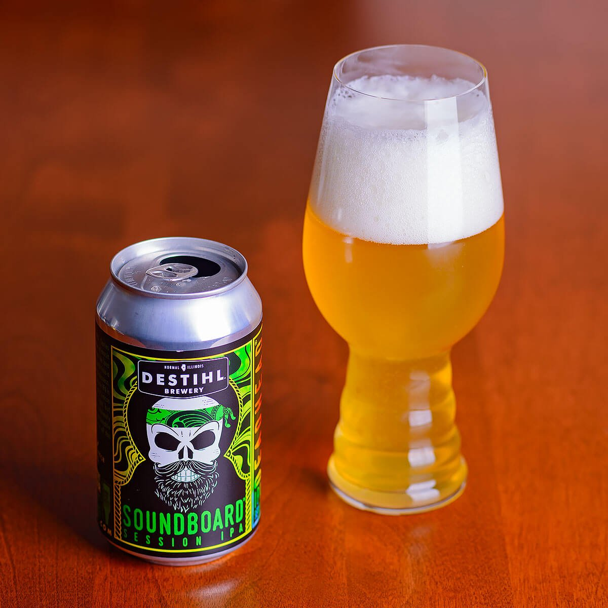 Soundboard Session IPA by DESTIHL Brewery