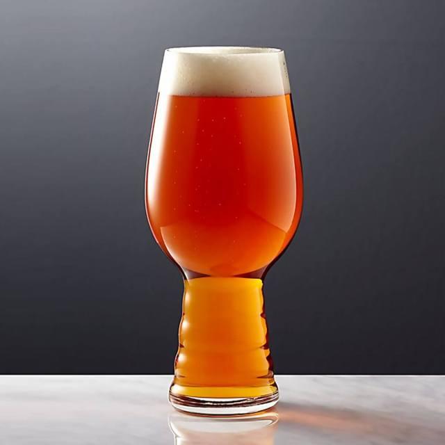American Double IPA in an IPA Glass