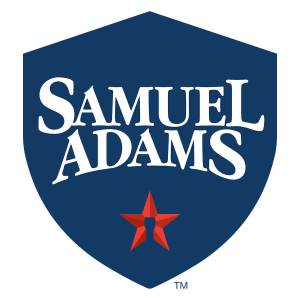 Samuel Adams Brand Logo, part of the Boston Beer Company
