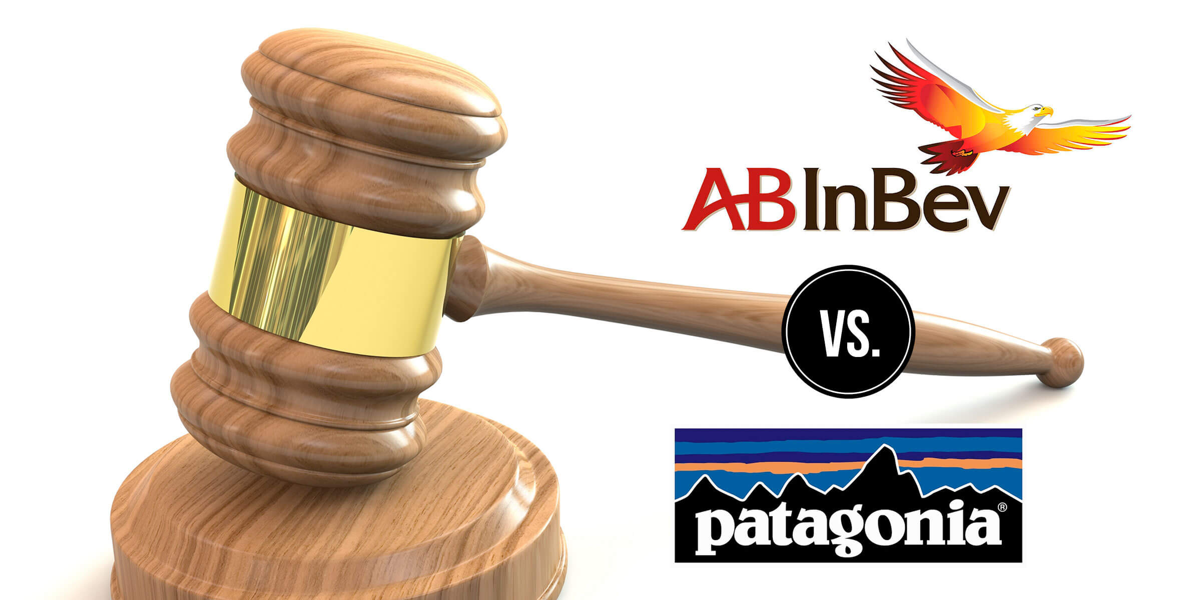 A federal judge denied Anheuser-Busch's motion to dismiss a trademark case filed by clothing maker Patagonia after the brewery launched a beer called Cerveza Patagonia.