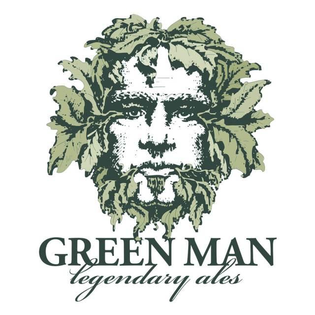 Green Man Brewery Logo
