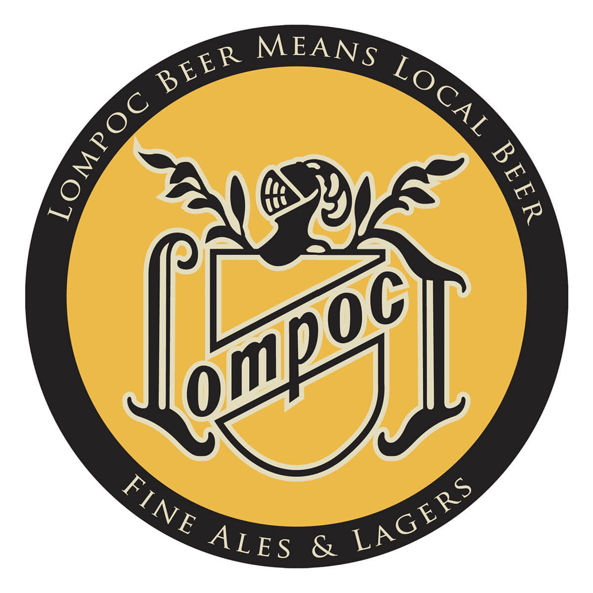 Lompoc Brewing Logo