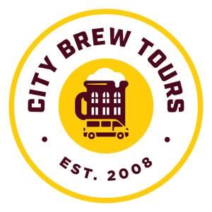 City Brew Tours Logo