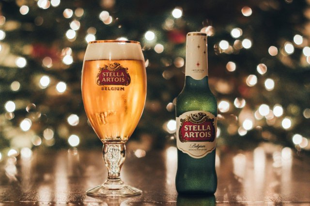 Stella Artois, released in 1926, was originally a Christmas beer.