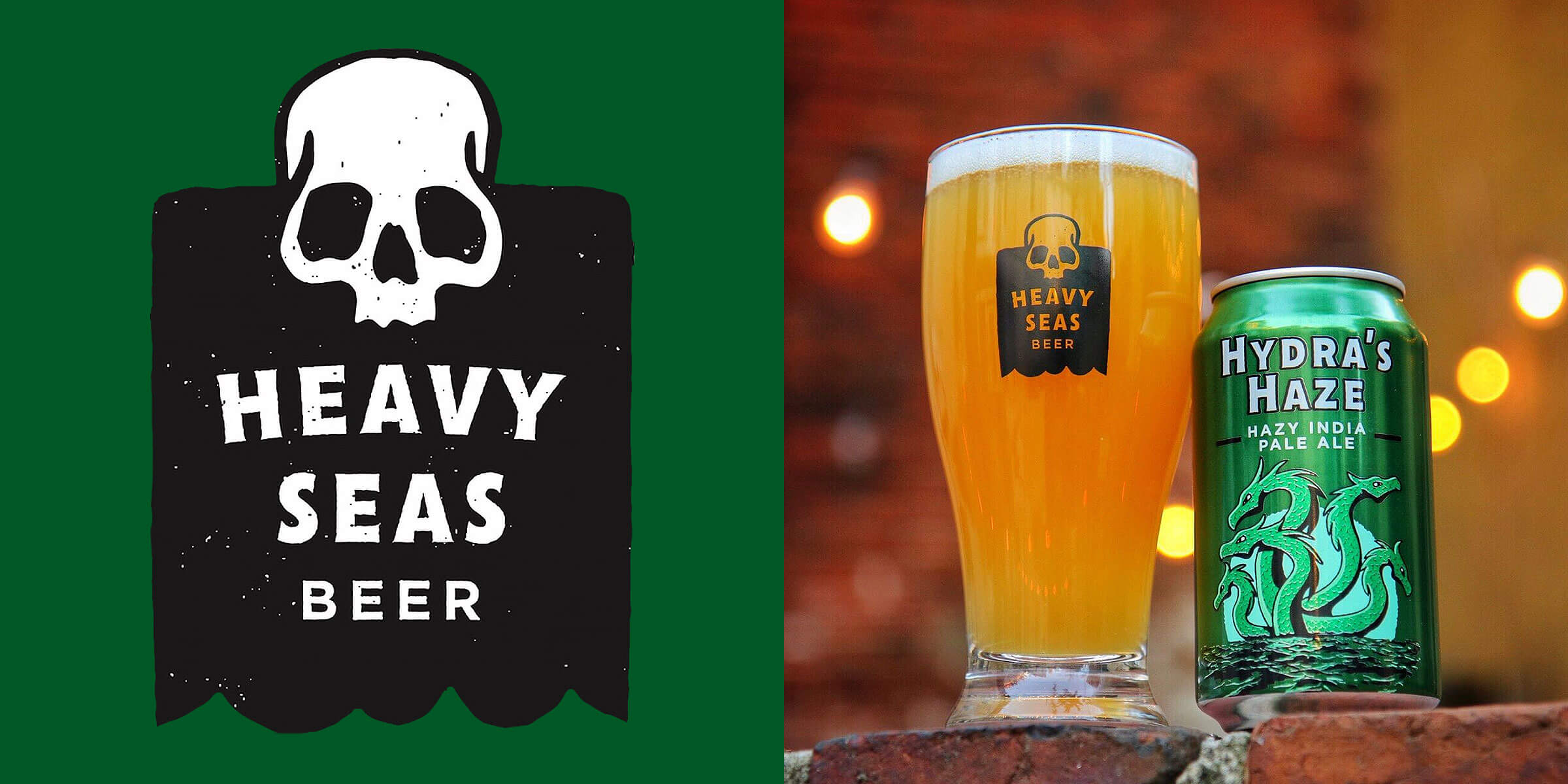 Heavy Seas Beer will release a brand new offering in 2020 — Hydra's Haze, a Hazy IPA — in 12 oz. cans across the brewery's footprint in January.