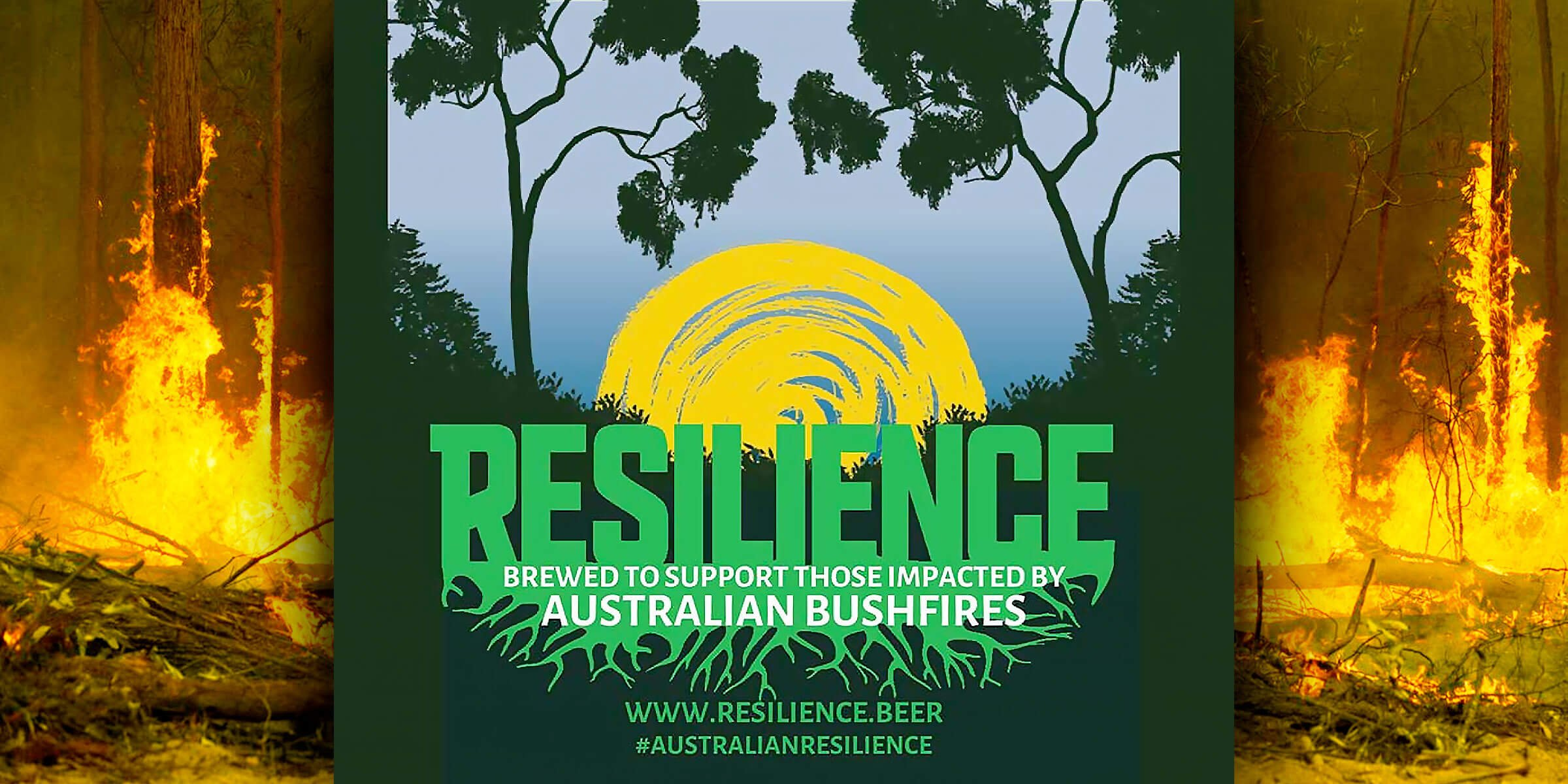 Sierra Nevada Brewing's Resilience IPA has inspired Australian brewers to create a similar movement, Resilience Beer, in response to the country's brush fires.