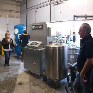 Devil's Canyon Brewing Company have partnered Earthly Labs to implement carbon capture technology and reduce their CO2 emissions.