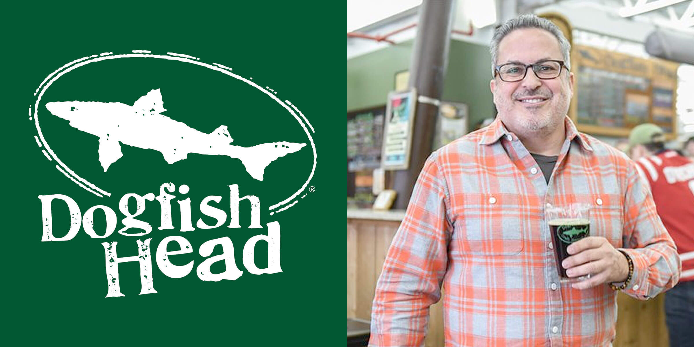 Dogfish Head Craft Brewery president and COO George Pastrana will exit the company on Friday, February 14th, to pursue other opportunities.